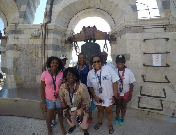 foto con turisti 4