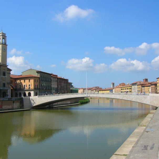 Questo Pisa city game