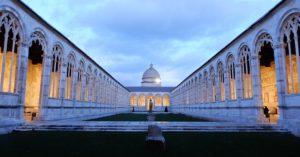 Maometto nell'inferno: il Camposanto